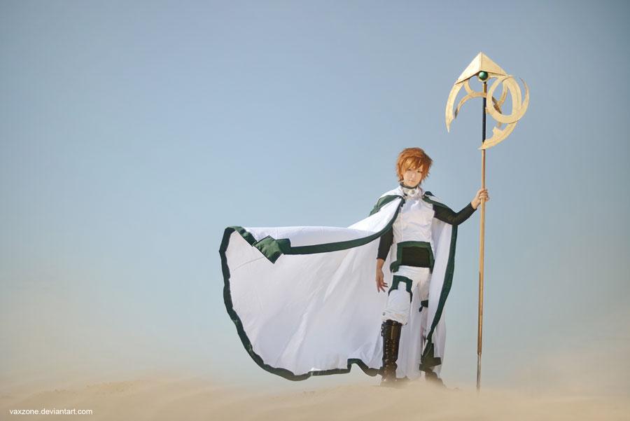 Tsubasa RC - The Desert Wanderer by vaxzone