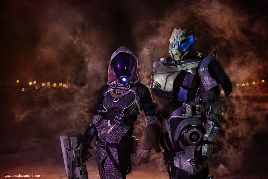 Mass Effect: Ascension by vaxzone