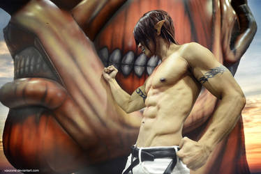 Attack on Titan - Knock it off by vaxzone