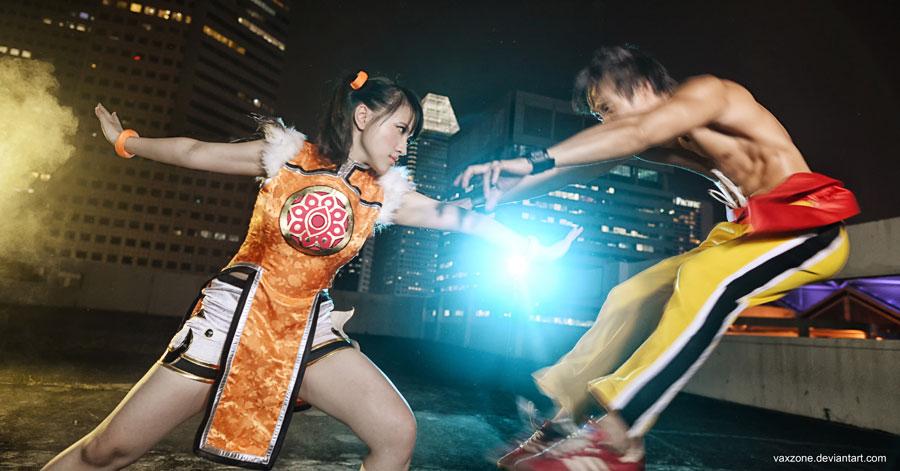 Tekken - Xiaoyu Win! by vaxzone