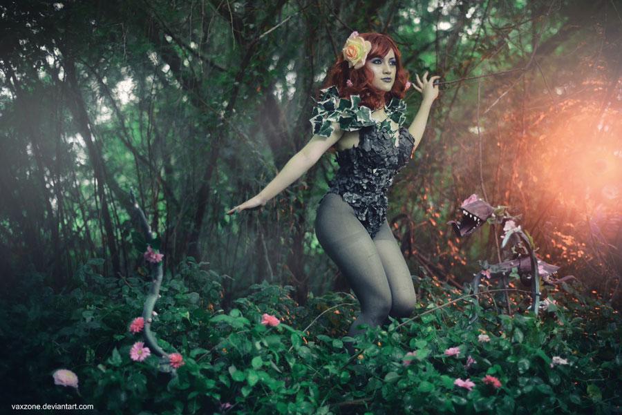 Poison Ivy: My Secret Garden by vaxzone
