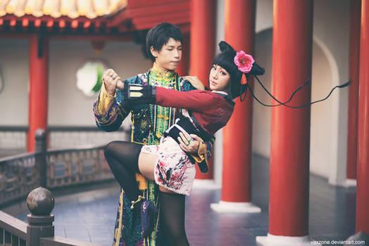 Kuroshitsuji - Lau x Ran Mao