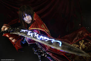 Castlevania: Lords of Shadow 2 by vaxzone