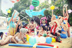 League of Legends - Pool Party