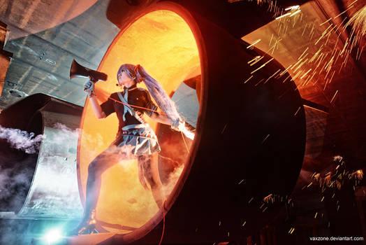 Miku - Let's begin, this is war!