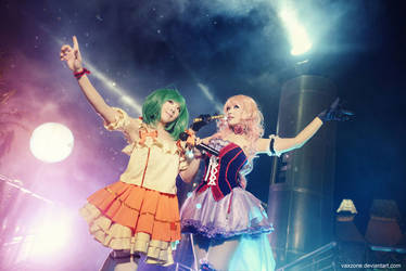 Macross Frontier - Across the Stars by vaxzone