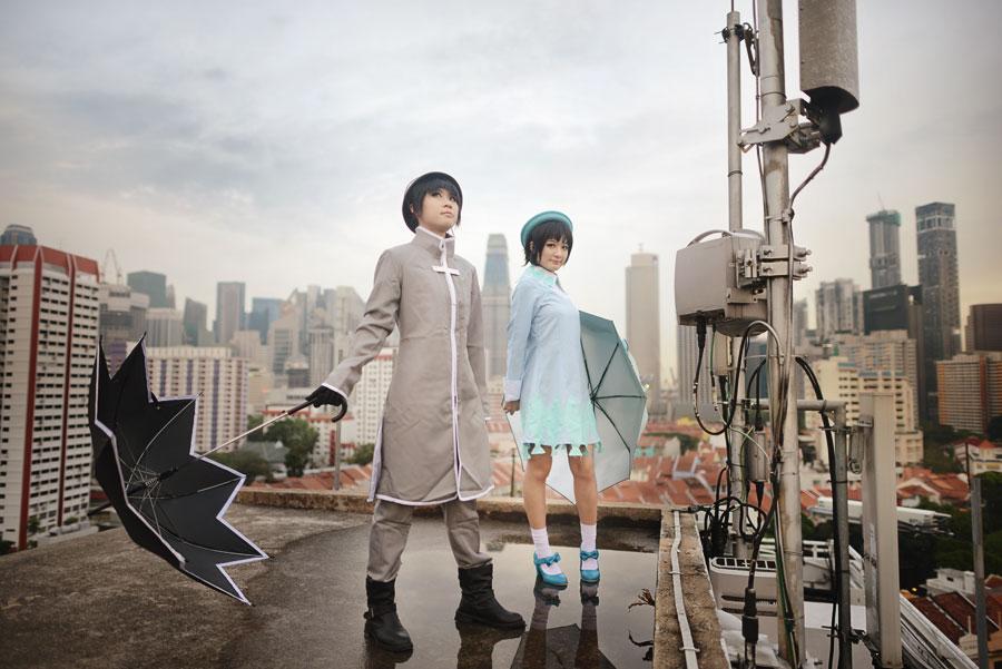 Tokyo Babylon - Subaru n Hokuto by vaxzone