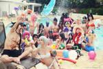 League of Legends - Pool Party Selfie