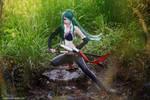 Vocaloid - Miku Knife 02