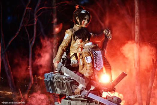 Attack on Titan - Last Stand