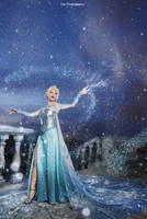 Elsa - Let it go by vaxzone