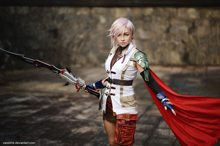 Lightning - Army of One by vaxzone