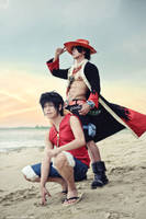 One Piece - Always by your side by vaxzone
