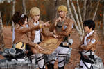 Attack on Titan - Expedition Team