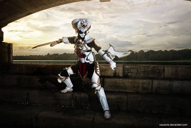 Final Fantasy XIV - Livia Sas Junius 01 by vaxzone