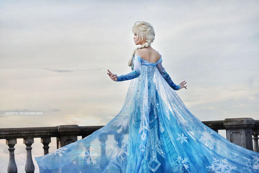 Elsa - Here I stand