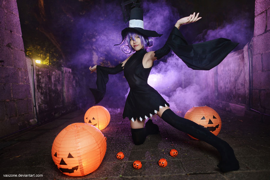 Soul eater blair happy halloween by vaxzone on deviantart - This is halloween soul eater ...