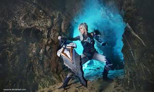 League of Legends - Championship Riven 01
