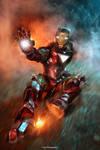 The Avengers - I R O N M A N by vaxzone