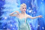 Elsa - Merry Christmas