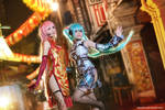 Vocaloid - World's End Dancehall feat by vaxzone