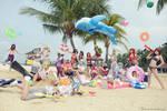 League of Legends - Beach Party