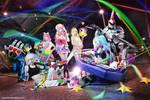 League of Legends - Arcade Team