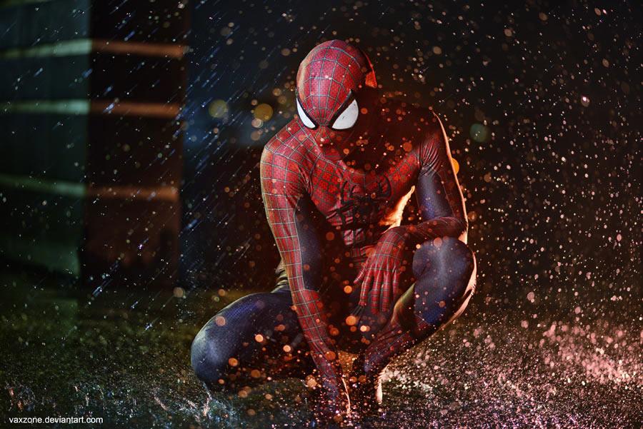 Marvel - Spider-Man by vaxzone