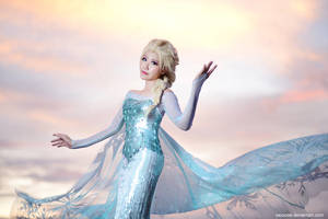 Frozen - Elsa by vaxzone