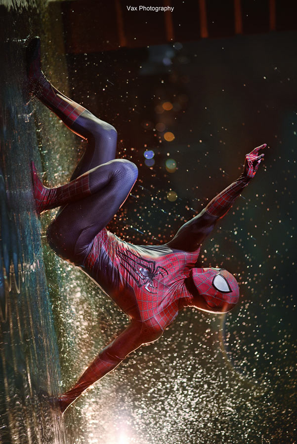 Marvel - The Amazing Spider-Man by vaxzone