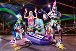 League of Legends - Arcade Team 02