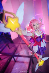 League of Legends - Guardian Lux by vaxzone