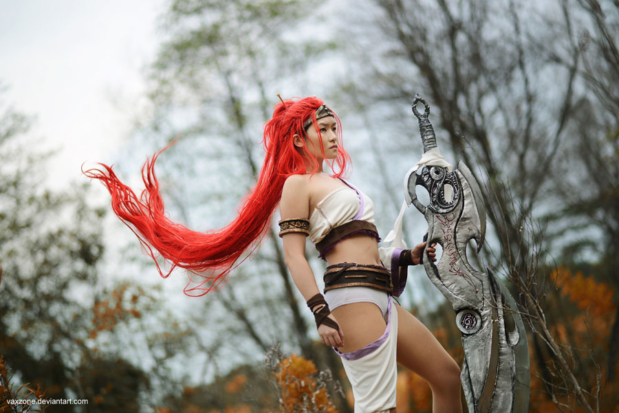 Heavenly Sword - Nariko 02 by vaxzone