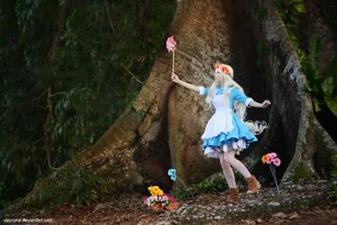 Marry Kozakura -  Imagination Forest by vaxzone