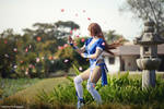Dead or Alive - Kasumi's practice session