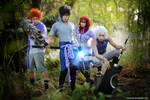 Naruto - Sasuke's team