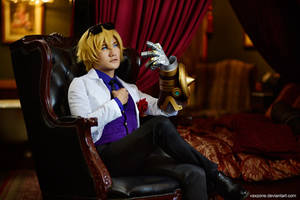 Debonair Ezreal - Like a Boss by vaxzone