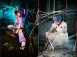 Hunter x Hunter - Machi and Hisoka