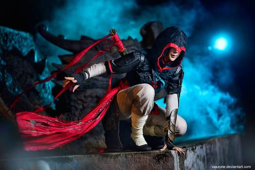 Assassin's Creed Chronicles: China by vaxzone