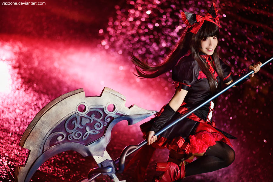 Rory Mercury - Blood Pact by vaxzone