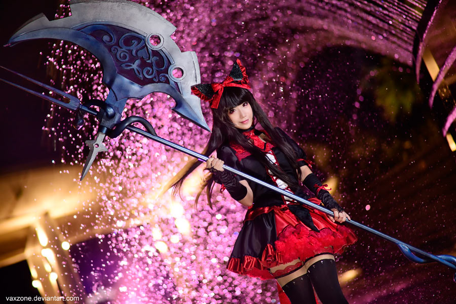 Rory Mercury - Immortality by vaxzone