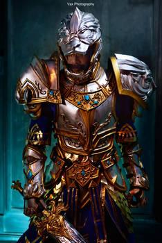 Warcraft - King Llane Wrynn