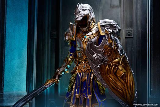 Warcraft - King Llane 01