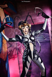 One-Punch Man - The Mosquito Girl 01