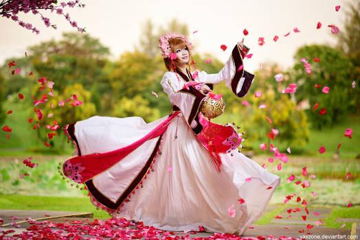 Tsubasa Chronicles - Sakura's Dance