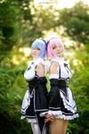 Re-zero: Twin Sister 'RAM n REM