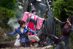 Kabaneri of the iron fortress -  Attack