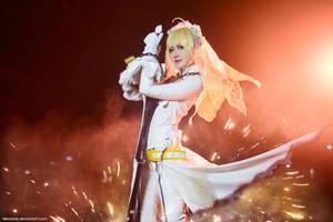 Fate/Extra - Saber Bride