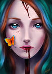 Dying Beauty by BoFeng