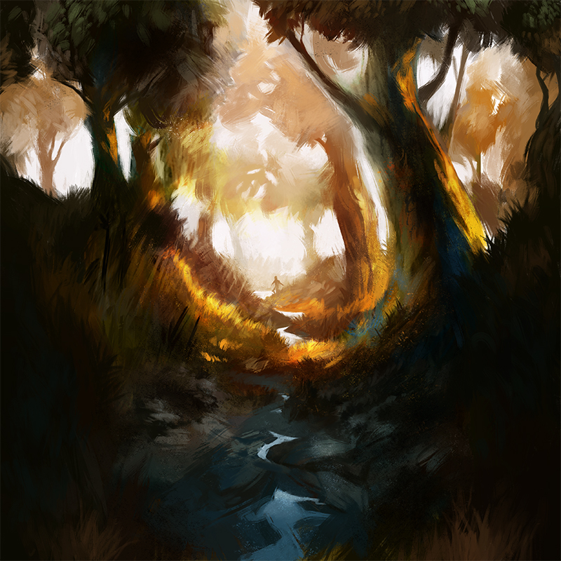 Forest by BoFeng